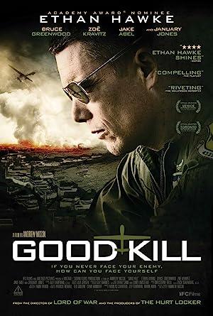 Where to stream Good Kill