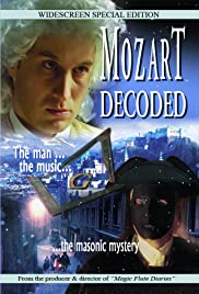 Mozart Decoded Poster