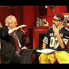 Sacha Baron Cohen and James Ziglar in Da Ali G Show (2000)