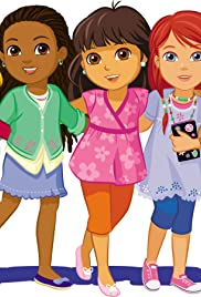 Dora's Explorer Girls Our First Concert Poster