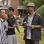 Shad Moss, Charlie Murphy, and Brandon T. Jackson in Lottery Ticket (2010)