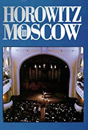 Horowitz in Moscow Poster