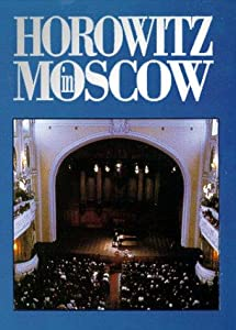 Website for watching movie Horowitz in Moscow [h.264]