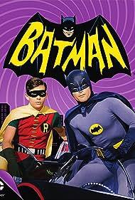 Adam West and Burt Ward in Batman (1966)