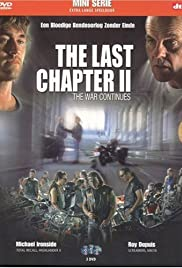 The Last Chapter II: The War Continues Poster