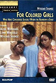 For Colored Girls Who Have Considered Suicide/When the Rainbow Is Enuf Poster