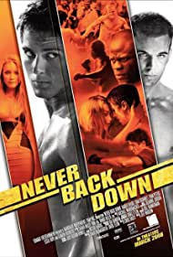 Djimon Hounsou, Sean Faris, Cam Gigandet, and Amber Heard in Never Back Down (2008)