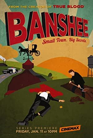 Thị trấn Banshee Phần 4