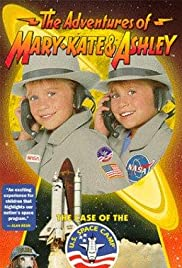 The Adventures of Mary-Kate & Ashley: The Case of the U.S. Space Camp Mission Poster