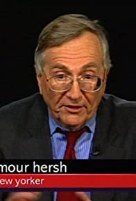 Primary photo for Seymour Hersh
