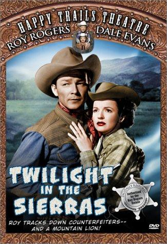 Roy Rogers and Dale Evans in Twilight in the Sierras (1950)