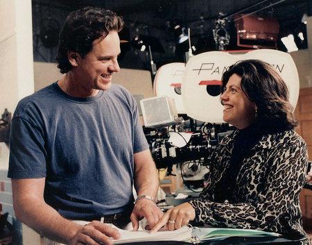 Jeff McCracken and Jodi Binstock