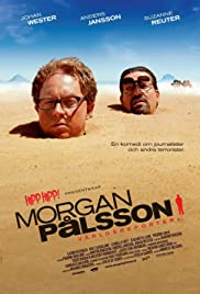 Morgan Pålsson - världsreporter Poster