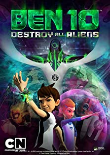 Ben 10: Destroy All Aliens (2012 TV Movie)