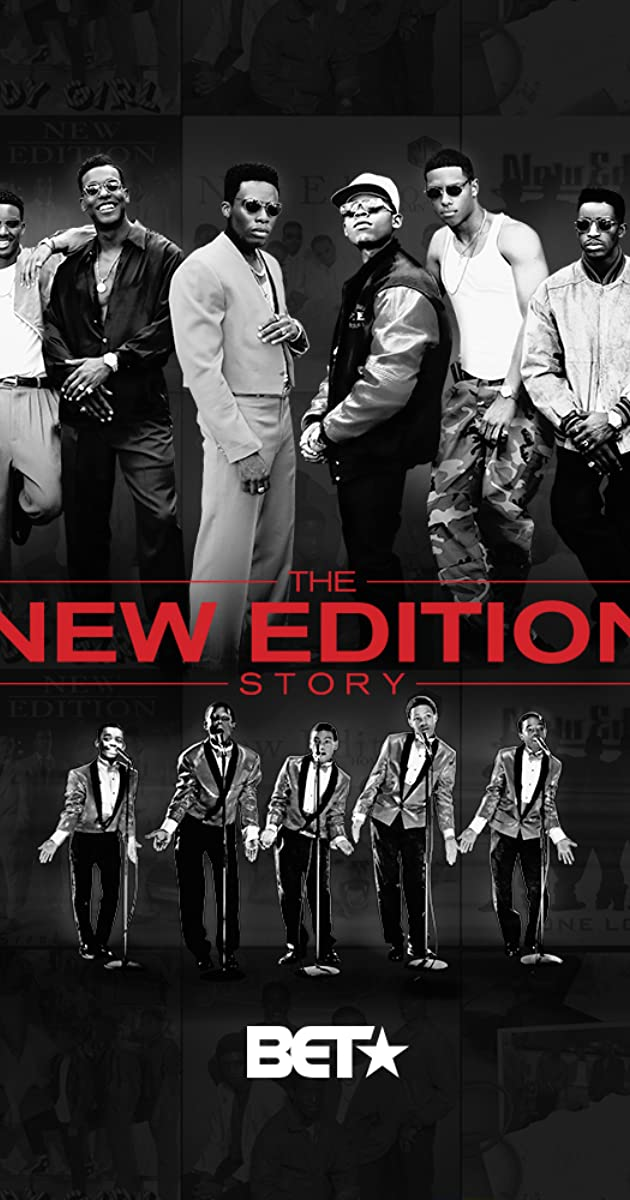 Image The New Edition Story
