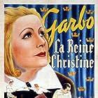 Greta Garbo and John Gilbert in Queen Christina (1933)