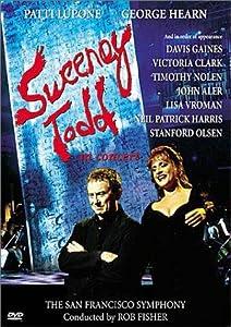 English movie website free watch Sweeney Todd: The Demon Barber of Fleet Street in Concert USA [FullHD]
