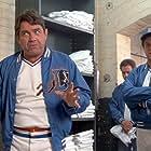 Trey Wilson and Robert Wuhl in Bull Durham (1988)
