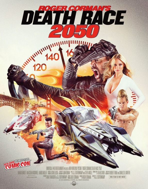 فيلم Death Race 2050 مترجم