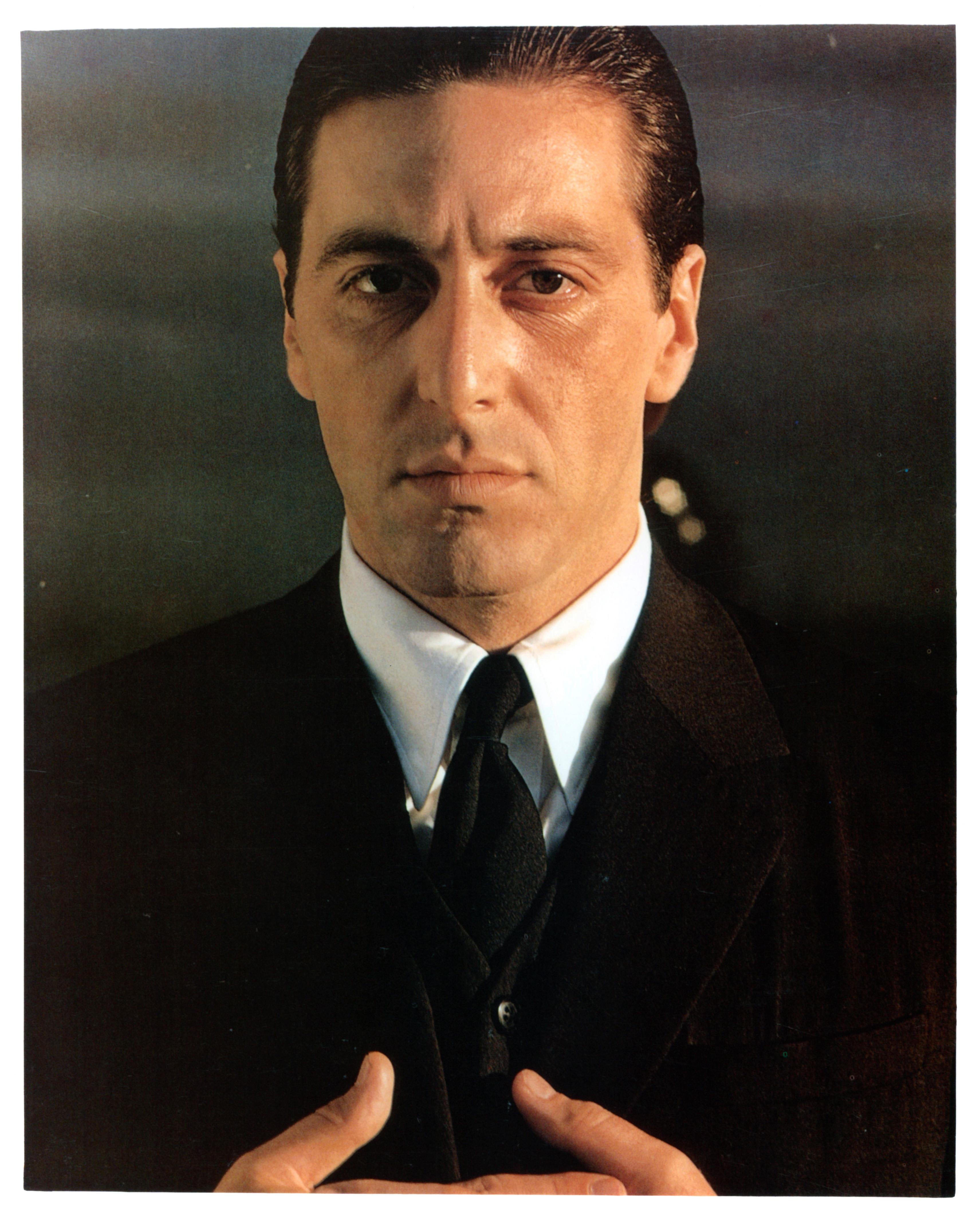 Al Pacino in The Godfather: Part II (1974)