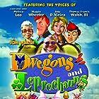 Dwegons and Leprechauns Movie Poster