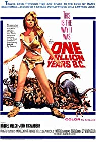 One Million Years B.C. (1967) Poster - Movie Forum, Cast, Reviews