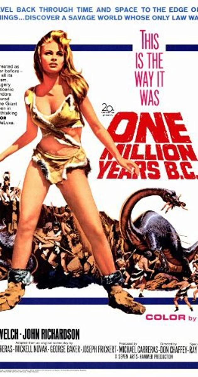 Watch Full HD Movie One Million Years B.C. (1966)