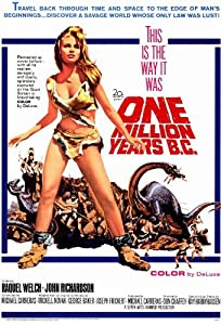 Covers. Box. Sk::: one million years b. C. (1966) high quality dvd.