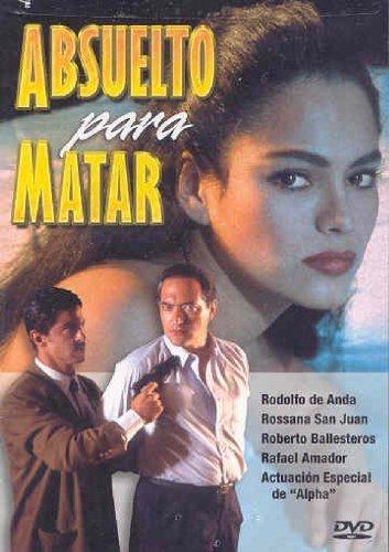 Roberto Ballesteros, Rodolfo de Anda, and Rossana San Juan in Absuelto para matar (1995)