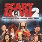 Kathleen Robertson, Marlon Wayans, Chris Elliott, Anna Faris, Andy Richter, and Shawn Wayans in Scary Movie 2 (2001)