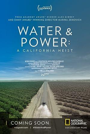 Where to stream Water & Power: A California Heist