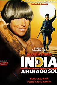 Glória Pires in Índia, a Filha do Sol (1982)