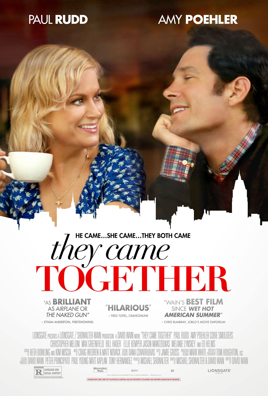 They Came Together 2014 Imdb