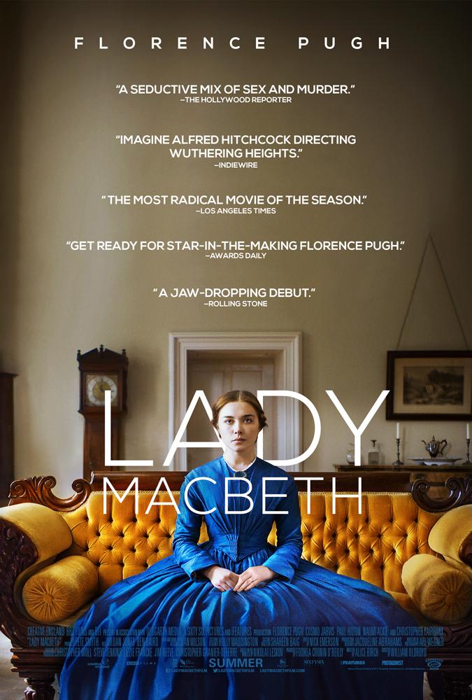 Florence Pugh in Lady Macbeth (2016)