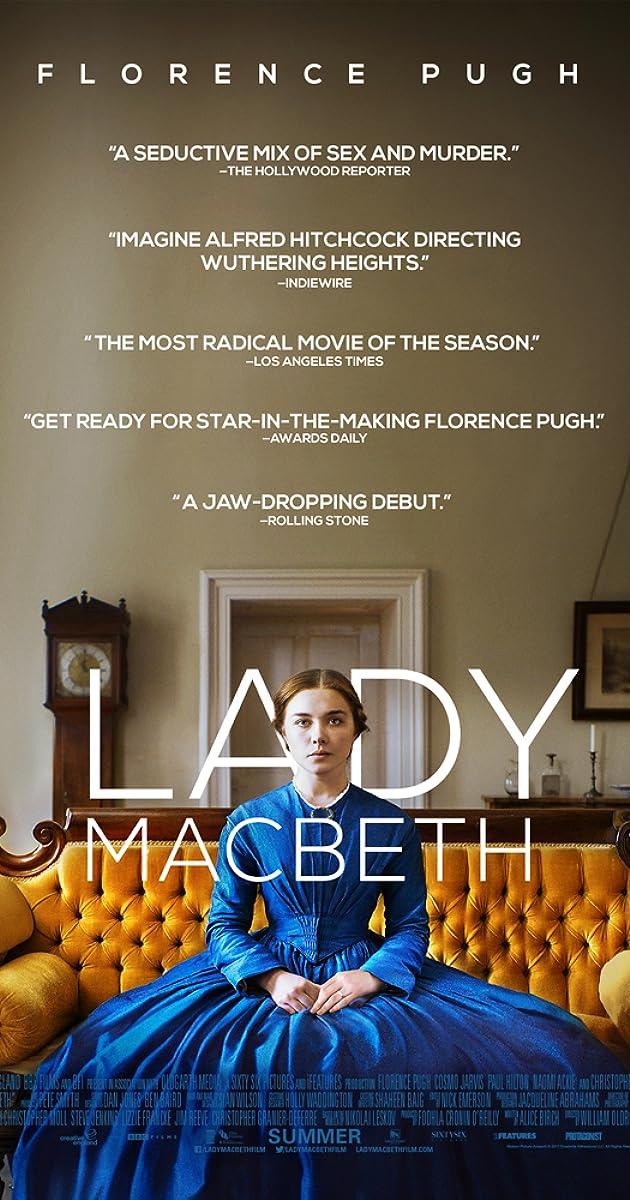 Subtitle of Lady Macbeth
