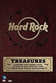 Hard Rock Treasures Poster