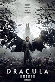 Luke Evans in Dracula Untold (2014)