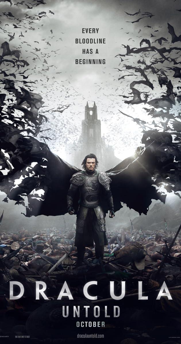 Ác Quỷ Dracula Huyền Thoại Chưa Kể - Dracula Untold (2014)