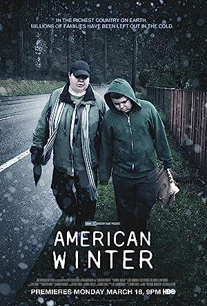 Where to stream American Winter