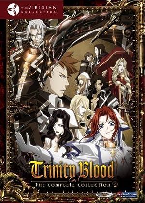 Where to stream Trinity Blood