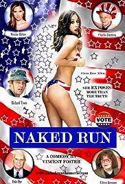 Naked Run Poster
