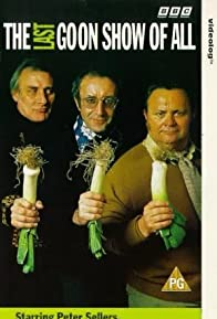Primary photo for The Last Goon Show of All