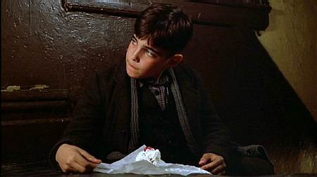 Brian Bloom in a classic scene from  Once Upon A time In America