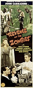 Watch 3d movies Revenge of the Zombies [Mpeg]