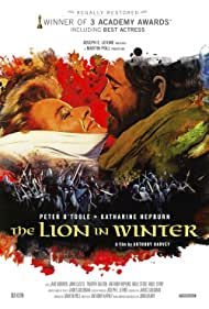 The Lion in Winter (1968) Poster - Movie Forum, Cast, Reviews