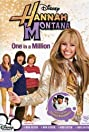 Hannah Montana: One in a Million (2008) Poster