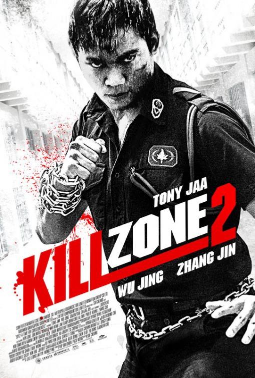 Kill Zone 2 (2015) Hindi Dubbed