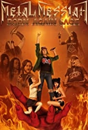 Metal Messiah Poster