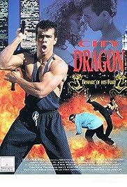 City Dragon Poster
