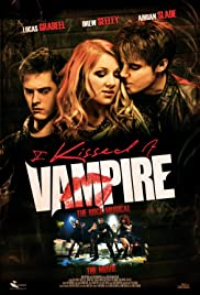 I Kissed a Vampire Poster